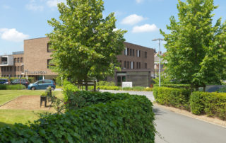 Oprit Woonzorgcentrum Dendermonde Mariatroon