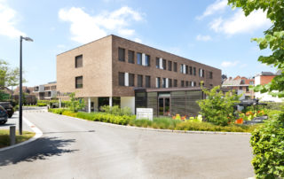 Oprit Woonzorgcentrum Mariatroon Dendermonde