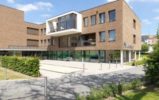 Woonzorgcentrum Mariatroon Dendermonde inkom