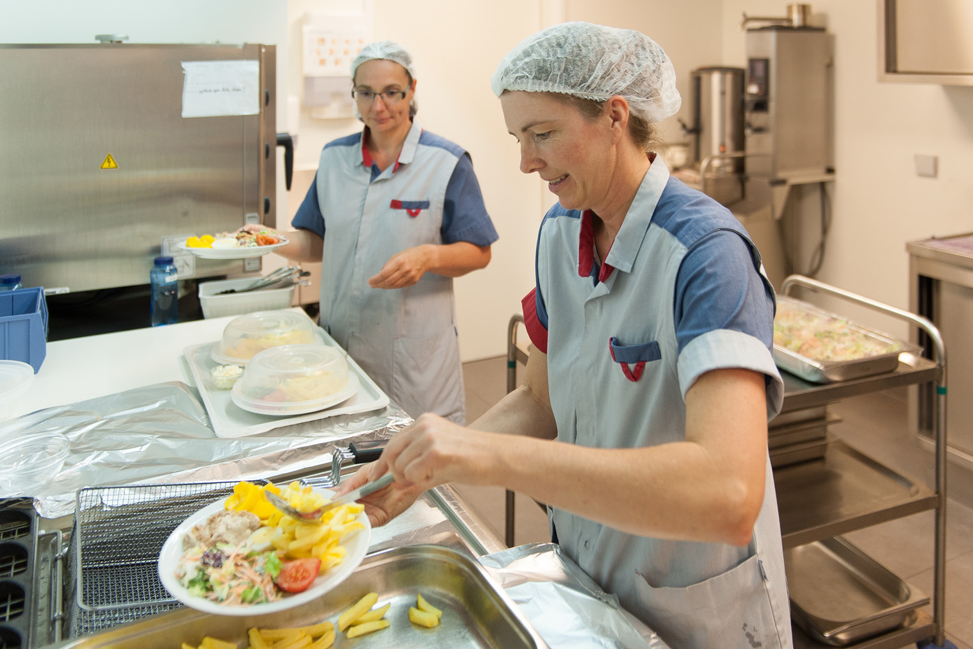 Woonzorgcentrum Dendermonde Mariatroon maaltijden