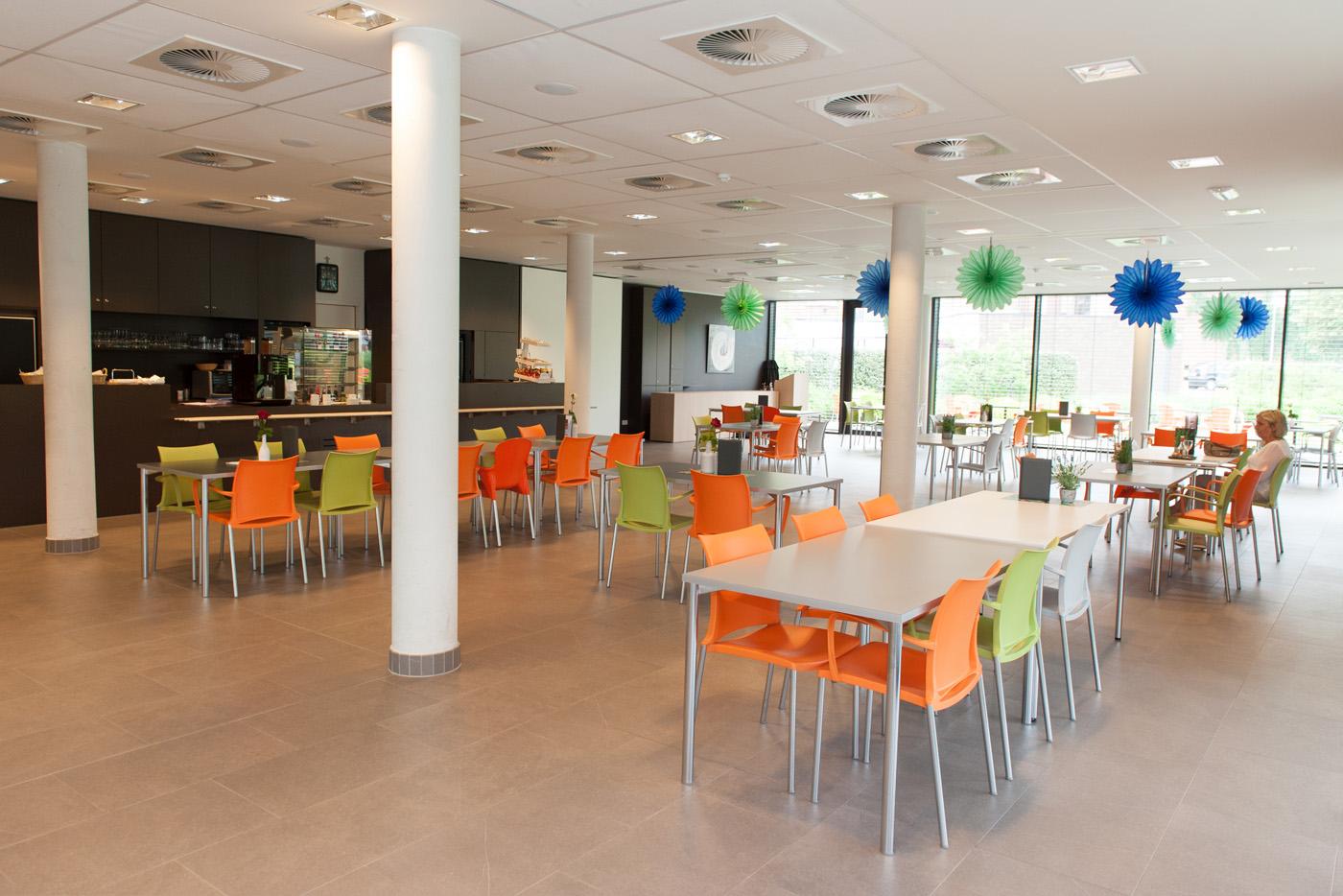 Woonzorgcentrum Dendermonde Mariatroon cafetaria