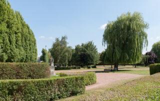 Woonzorgcentrum Mariatroon Dendermonde park