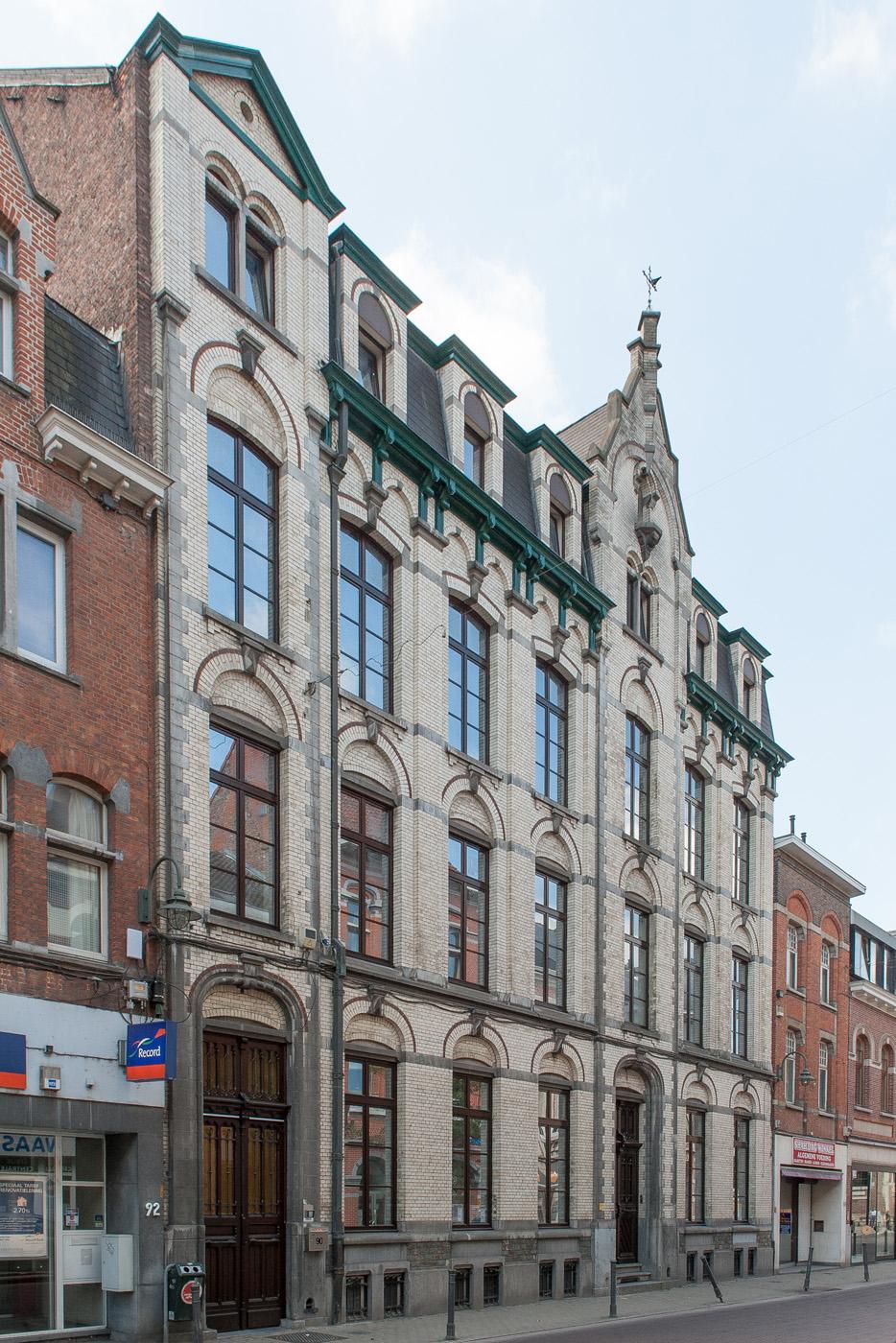 Woonzorgcentrum Mariatroon Dendermonde historie