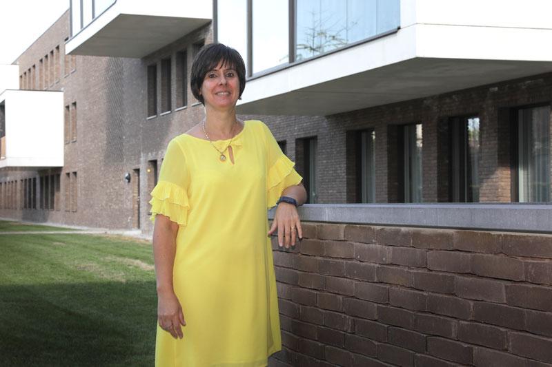 Woonzorgcentrum Mariatroon Inge Van der Burght kwaliteitscoördinator