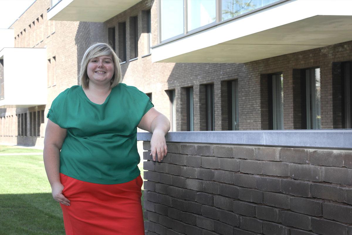 Woonzorgcentrum Mariatroon Lisa Vanmossevelde